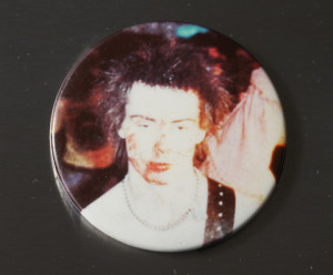 Sid Vicious Can-Badge(large) image 1
