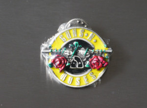 Guns N' Roses Pin-Badge image 1