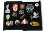 Rolling Stones Vintage Pin Badge set image 2