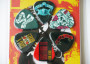 Guns N' Roses Guitar Picks 12pack set image 2