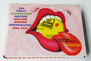The Great Illustrated British Rolling Stones Discography 1963-2013 image 1