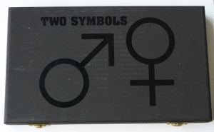 Two Symbols Limited Edition image 1